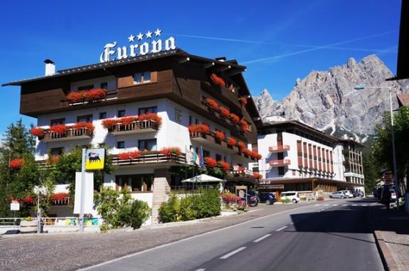 Hotel Europa, Cortina
