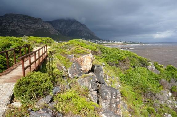 Coastal path, Hermanus