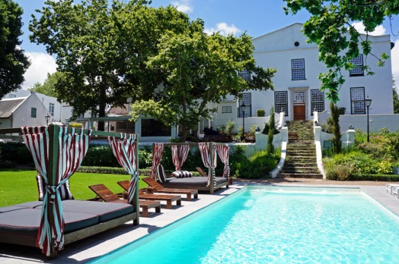 Alphen Hotel, Cape Town