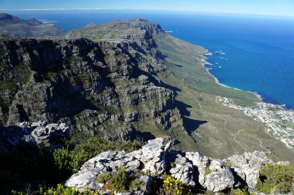 Table Mountain vistas