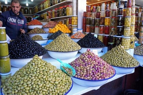 A plethora of olives