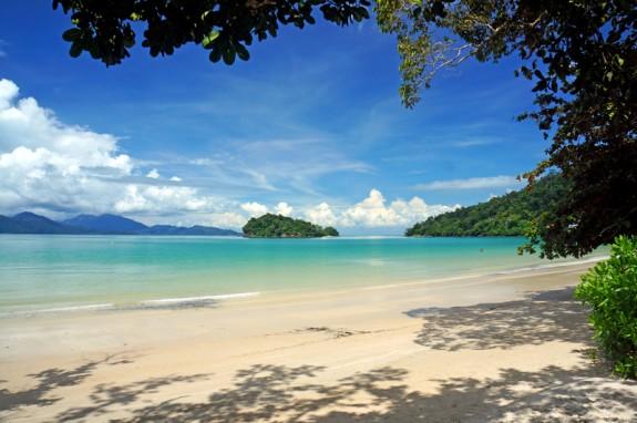 Datai Bay beach